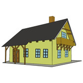 HOUSE VECTOR GRAPHICS.eps