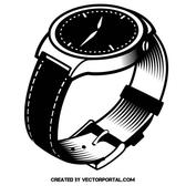 WRISTWATCH VECTOR IMAGE.ai