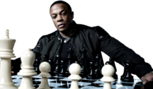 Dr Dre Playing Chest PSD