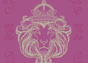 Hand Drawn Lion Of Judah