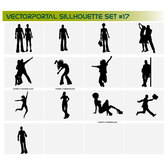 VECTOR SILLHOUETTE PACK.eps