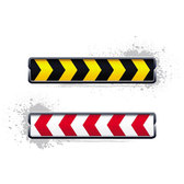 DIRECTION ARROW SIGNS.eps