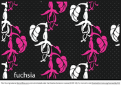 Fuchsia Patterns