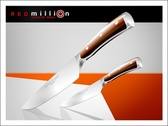 Red Million Knives