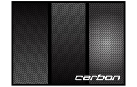 Carbon fiber patterns