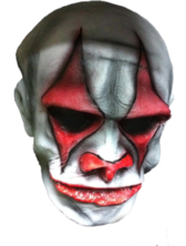 clown face PSD