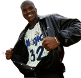 Shaquille O'neal PSD