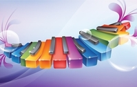 Abstract Keyboard,Pattern Vector 70