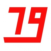 79 In Red Symbol