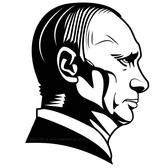 VLADIMIR PUTIN VECTOR ILLUSTRATION.eps