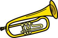 trumpet coloured