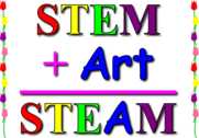 STEM + Art = STEAM