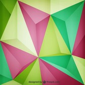 Triangles vector backgrounds free download