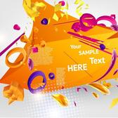 COLORFUL ABSTRACT VECTOR ILLUSTRATION.eps