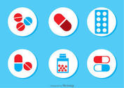 Medicine Icon Vector Pack