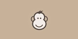 Ape Icon Illustration (Vector Design)