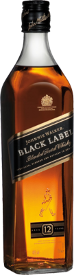 Johnny Walker Black Label PSD