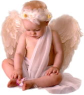 BABY ANGEL PSD
