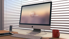 iPhone, iPad and iMac Mockup Templates