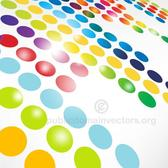 COLORFUL DOTS VECTOR PATTERN.eps