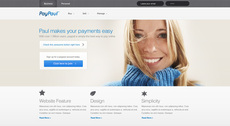 Corporate Web Design - PayPaul Design