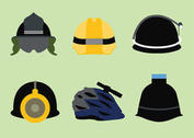 Helmet with Light Vector Pack