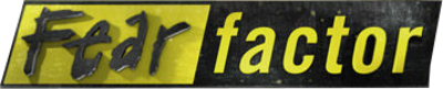 Fear Factor Logo PSD