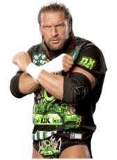 Triple H (The Game) PSD