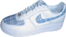 Air Force Ones |Blue Interior| PSD