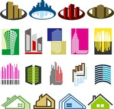 16 Free Real Estate Vector Logos