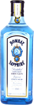 Bombay Sapphire Gin PSD