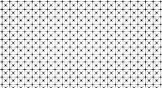 Grid Star Photoshop And Illustrator Pattern