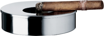 cigar on ashtray PSD
