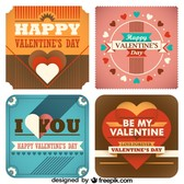 Collection of Valentines Card