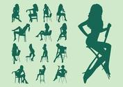 Girls On Chairs