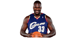 Shaquille O'Neal (CAVS) PSD