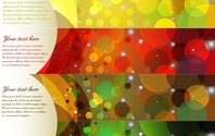 Colorful Abstract Banner Abstract Art Artwork