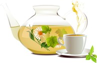 Chrysanthemum Tea Tea 01