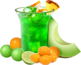 Tropical Drink PSD