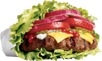 Burger Wrap PSD