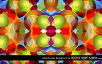 Kaleidoscope Background