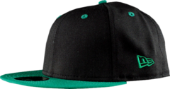 Green & Black Fitted PSD