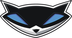 Sly Cooper Logo PSD