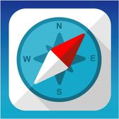 COMPASS ICON VECTOR GRAPHICS.eps
