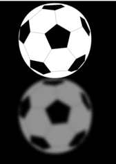 balon colombiano / Soccer ball