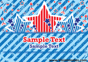 4Th Of July Invitations Card