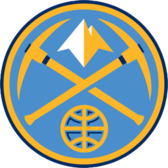 Denver Nuggets 2013-14 Alternative Logo PSD