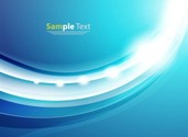 Abstract Light Blue Background Vector Illustration Art