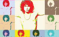 The Doors Pop-art Poster