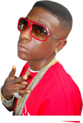 HQ Boosie PSD